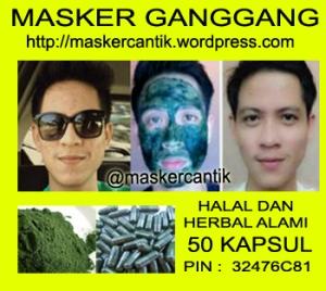 Masker ganggang testimoni 12